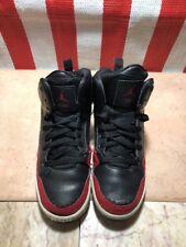 Nike Air Jordan SC-3 Black/Red/White (629942-009) Basketball Size 4Y