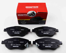 BRAND NEW FRONT MINTEX BRAKE PADS SET MDB3367 (REAL IMAGES OF THE PARTS)