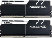 G.Skill Trident Z schwarz/weiß Kit 16 GB, DDR4-3600, CL16 DDR4 RAM Speicher