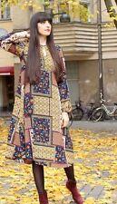 Zara 3/4 Sleeve Casual Regular Size Dresses for Women