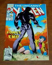 "Uncanny X-Men (1963) 1st Series #297 VF+ Marvel Comics "" Song's End """