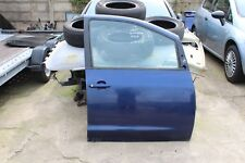 2005 SEAT ALHAMBRA O/S/F DRIVER SIDE FRONT DOOR BLUE LD5Q