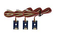 DCC Concepts - 3 x DCP-CBUML  Cobalt-SS Universal Extension Leads Reverse Option