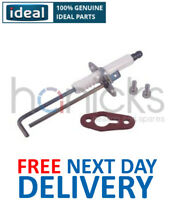 Ideal Icos System HE 15, 24 Ignition Electrode Kit 173528 Genuine Part *NEW*