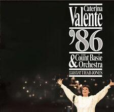 Caterina Valente & The Count Basie Orchestra* – Caterina Valente '86 (2 Lp )