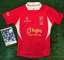Rugby Jersey Match Worn