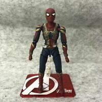 Super Hero Avengers Infinity War Iron Spider-Man &Tamashii Stage Action Figure