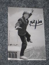 PHILIPPE PETIT Signed 4x6 MAN ON WIRE Photo AUTOGRAPH 1D