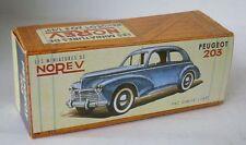 Repro Box Norev Peugeot 203 1:43