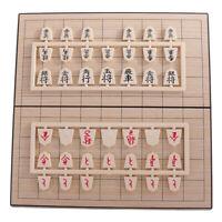 Shogi d'échecs japonais magnétique avec jeux de société magnétiques