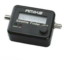 Localizador satelite satellite sat finder Amiko