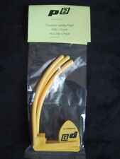 Empty Chamber Safe Chamber Flags Rifle Pistol Range Safety - YELLOW