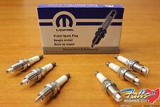 1999-2001 Jeep Wrangler Grand Cherokee 4.0L Set Of Six (6) Spark Plugs Mopar OEM
