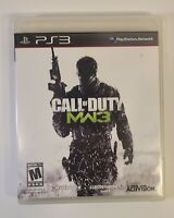 Call of Duty: Modern Warfare 3 (Sony PlayStation 3, 2011) - Complete - Tested