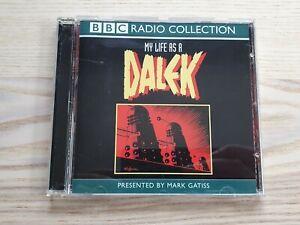 Doctor Who My Life as a Dalak BBC Radio CD Audiobook