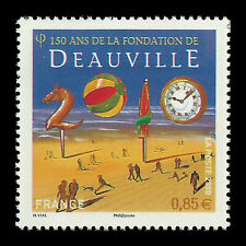 France 2010 - 150th Anniversary of the Foundation of Deauville - Sc 3818 MNH