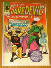 DAREDEVIL #5 VF (8.0) DECEMBER 1964 MAN WITHOUT FEAR MARVEL COMICS*