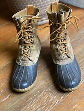 Vintage LL Bean Original boot Mens 10