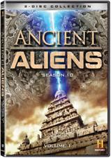 ANCIENT ALIENS: SEASON 10 volume 1  - DVD - UK Compatible  - Sealed