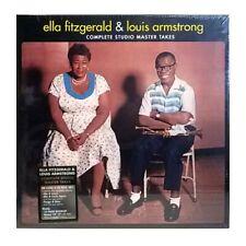 Ella Fitzgerald & Louis Armstrong - Complete Studio Master Takes VINYL LP