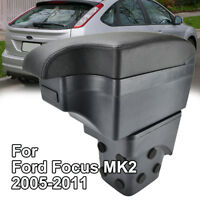 Car Styling Armrest For Ford Focus 2005-2011 New Central Console 2008 MK2
