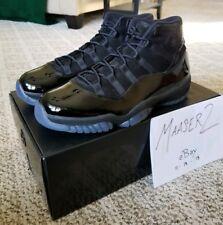 f696191d8e9e Nike Air Jordan Retro 11 XI Cap and Gown Prom Night Size 12 black bred gamma