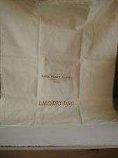 Park Hyatt Paris Vendome Embroidered Fabric Laundry Bag