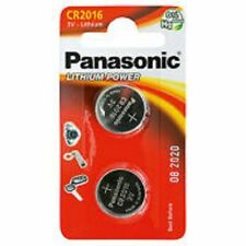 Batterie monouso Panasonic per articoli audio e video CR2016