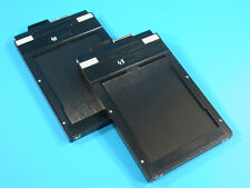 Toyo Pair of 4X5 Double Sided Cut Film Holder - (MR)