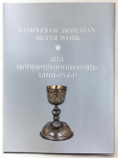 Samples Of Armenian Silver Work