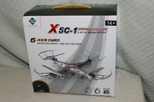BAYANGTOYS X5C-1 Upgraded Version 2.4G RC Quadcopter Drone 6-Axis Gyro w/ Camera