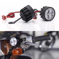 1pcs 10v-85v 11w moto e-bike phare led miroir lumière spot brouillard lampe uLTA