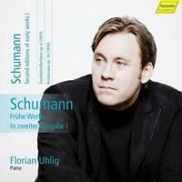Florian Uhlig - Schumann: Fruhe Werke [Florian Uhlig] [Hanssler [CD]