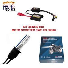 XENON MOTO BUELL H3 6000K CENTRALINA SLIM