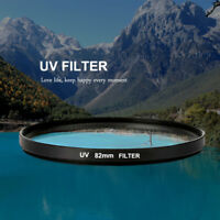 UV Filter NI5L 52-82mm Ultra-Violet Lens Protector for Camera Canon Nikon Sony