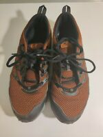 MENS NEW BALANCE COPPER AND BLACK ACTEVA LITE RUNNING SHOES SIZE 9.5