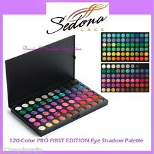 NEW Sedona Lace 120 PRO PALETTE FIRST 1st EDITION Eye Shadow FREE SHIPPING One