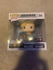 Funko Pop! Aquaman #254 Game Stop Exclusive Never Opened
