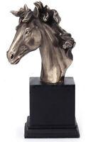 5.25 Inch Horse Head Bust Farm Animal Horse Statue