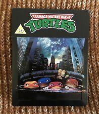 Teenage Mutant Ninja Turtles - Limited Edition Steelbook Blu-ray