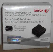 Xerox ColorQube Ink für  8570 8580 black  4er Pack  OVP B