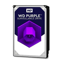 "WD 12TB Surveillance HDD 7200RPM 3.5"" SATA lll Internal Hard Drive WD121PURZ"