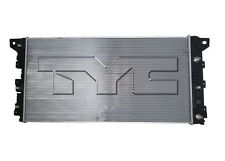 TYC 13510 Radiator Assy for Ford F150 2.7/3.5/5.0L 2015-2015 Models