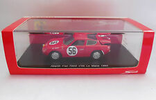 SPARK 1/43 ART. S1320 ABARTH FIAT 700S N. 56 24H LE MANS 1962 - NUOVA