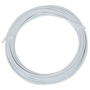 Sunlite Cable Housing W/Liner 5Mmx50Ft White