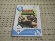 Donkey Kong Jungle Beat para Nintendo Wii y Wii U * embalaje original *