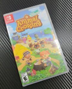 Animal Crossing: New Horizons (Nintendo Switch) - Brand New, Factory Sealed!