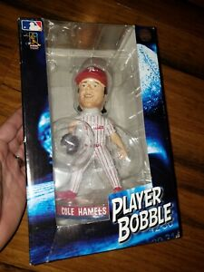 Cole Hamels Philadelphia Phillies Bobblehead forever collectible