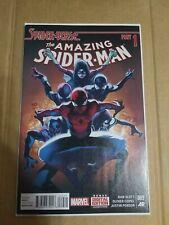 AMAZING SPIDER-MAN #9 and #10  SPIDER-VERSE PART 1 (VF/NM) SPIDER-GWEN