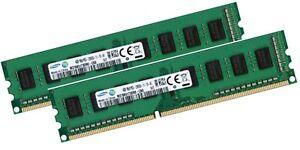 2x 4GB 8GB RAM Speicher Fujitsu CELSIUS W-Series W410 D3072 1600 Mhz PC3-12800U